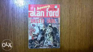 Alan ford broj 363 - Vjesnik