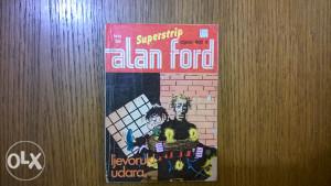 Alan ford broj 369 - Vjesnik