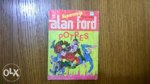 Alan ford broj 416 - Vjesnik