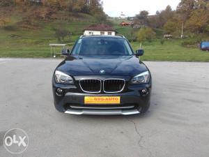 BMW X1 S DRIVE 2.0 100 KW