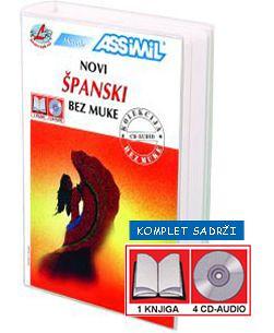 Kurs Španski jezik Assimi CD Španjolski