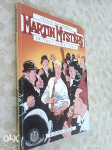 martin mystere 1 sotonin ekran