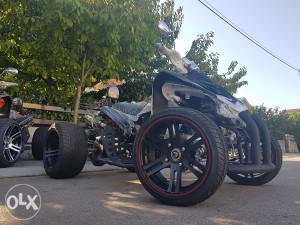 ATV Quad  VIPER 250 ccm Motor Četverotočkaš Cross