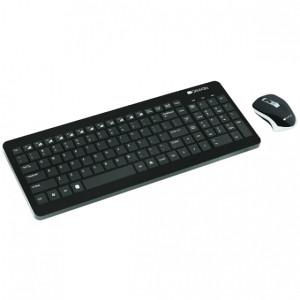 Tastatura i miš WiFi Combo set Canyon CNS-HSETW3