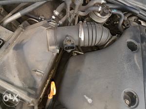 Audi a6 2.5tdi protokomjer zraka