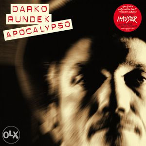 Darko Rundek 2LP ( Vinyl ) Novo,Neotpakovano !!!