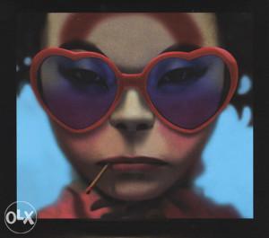 Gorillaz 2LP ( Vinyl ) Novo,Neotpakovano