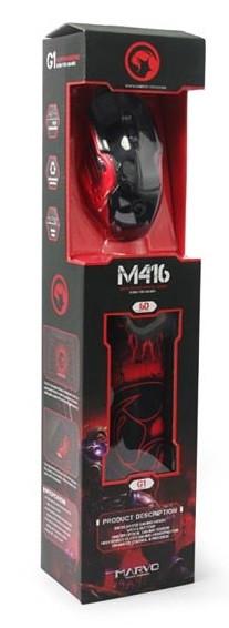 Miš MARVO M-416  + G1