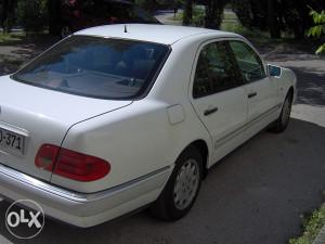 Mercedes E 290 TD