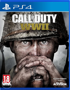 Call Of Duty WWII World War II (PS4) 2 WW2