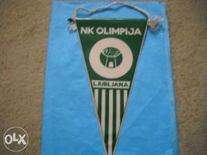 Zastavica NK OLIMPIJA LJUBLJANA