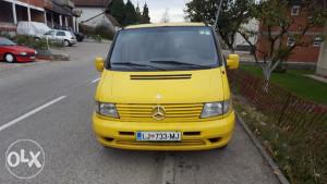 Mercedes-Benz Vito dijelovi 2.2 cdi stranac