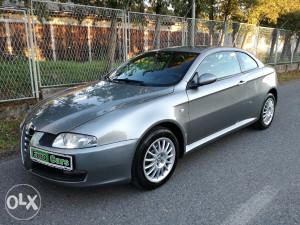 ALFA ROMEO GT, 1.9 jtd 150 ks 2006g