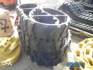 Gumene gusjenice 400x72,5x74w