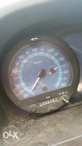 Tahograf 12V 180km/h