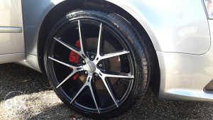 Felge i Gume 19 Audi, VW i Mercedes