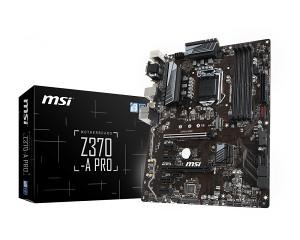 MSI Z370-A PRO , 1151 intel