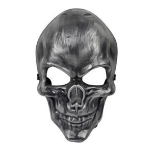 Skeleton maska, tvrda plastika NOVO siva