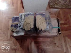 kozne radne  rukavice 120 pari
