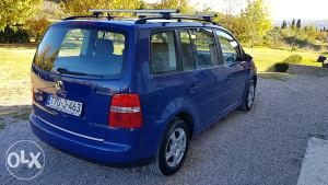 Touran 1.9 TDI VW Volkswagen