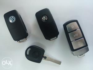 KLJUCEVI, Kljuc za VW Golf  Pasat Polo Tiguan Tuaran