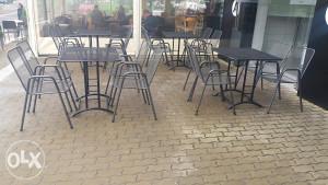 Stolice i stolovi 4 kompleta