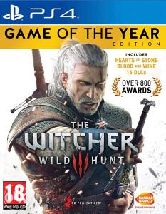 THE WITCHER 3 III GOTY EDITION PS4 DIGITALNA IGRA