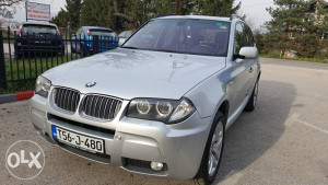 Prodajem bmw x3 .3.0.d.xdraive .M.Paket.model.2008.god.