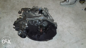 PEUGEOT 206 PEZO 206 MJENJAC 1.4 benzin