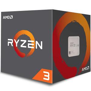 AMD CPU Desktop Ryzen 3 4C/4T 1300X 3.5/3.7GHz Boost