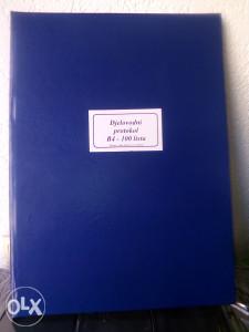 DJELOVODNI PROTOKOL B4-100 LISTA  CIJENA 7,00KM