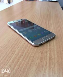 Samsung Galaxy S6 ZLATNI KAO NOVO