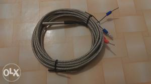 TEMPERATURNA SONDA, Pt 100 fi 4X40mm L=2m  WZPX-505