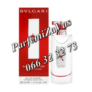 Bvlgari Eau Parfumee Au The Rouge 150ml Tester U 150 ml