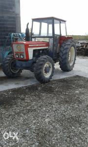 Traktor Lindner BF-850
