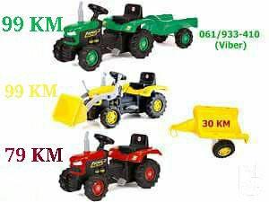 AKCIJA! Traktori, traktor s kašikom,igračke,bicikla