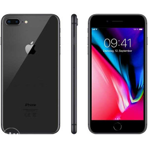 Apple iPhone 8 Plus 256GB Space Gray MQ8P2CN/A