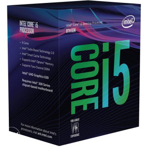 Intel Core i5-8400 Procesor Coffee Lake 4.00 GHz