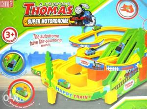 Tomas super staza,razne igračke