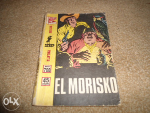 Tex ZS 708- El Morisko