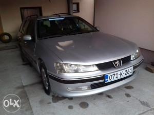 Peugeot 406 model 2001