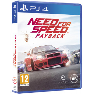 Need For Speed Payback (PlayStation 4 - PS4)