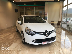 Renault Clio 1.5 DCI 2013/14.god NAVY Do Registracije