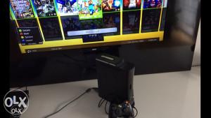 Xbox 360 jasper 120gb rgh pes 18 fifa19 gta5
