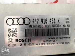 Audi a6 4f 2.7 tdi elektronika motora modul 2010 god