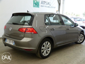 Golf 1.6TDI 110 BVM6 Cft Businis Pack