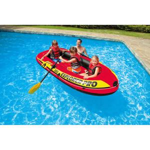 Intex Gumeni čamac,vesla,pumpa- Explorer 300,igračke