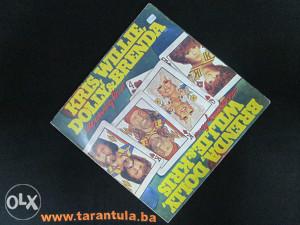 Kris, Willie, Dolly & Brenda LP / Gramofonska ploča