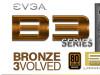 Evga SuperNova B3 550W Bronze Fully Modular
