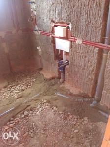 Vodoinstalater centralno grijanje majstor